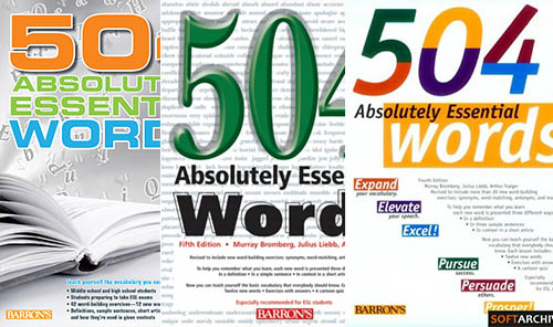 اموزش لغات 504 با معنی بخش پنجم