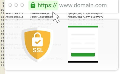 مجبور كردن مرور گر برای تغییر مسیر از  HTTPبه https