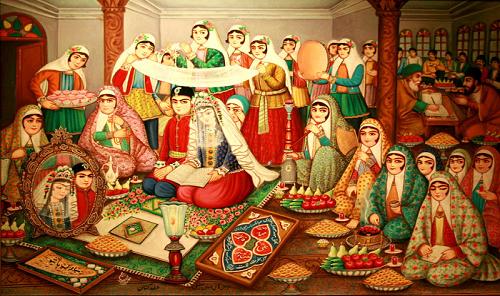 اقسام ازدواج در ایران باستان