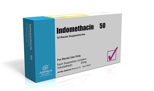 تداخل دارویی ایندومتاسین یا ویتامین c