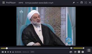 کلیپ حجت الاسلام فرحزاد در مورد کیمیای سعادت