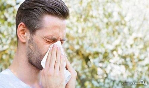 آلرژی از اختلالات روان تنی است