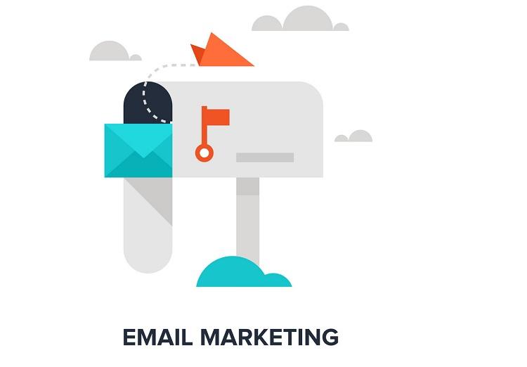 قدم اول بعد از گرفتن ایمیل ها در ایمیل مارکتینگ