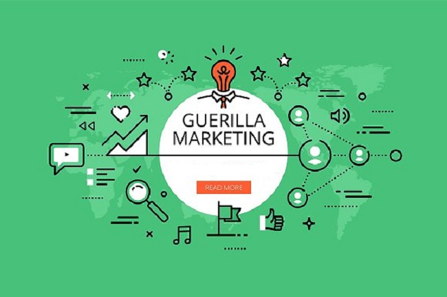 بازاریابی چریکی یا گوریلا مارکتینگ چیست؟