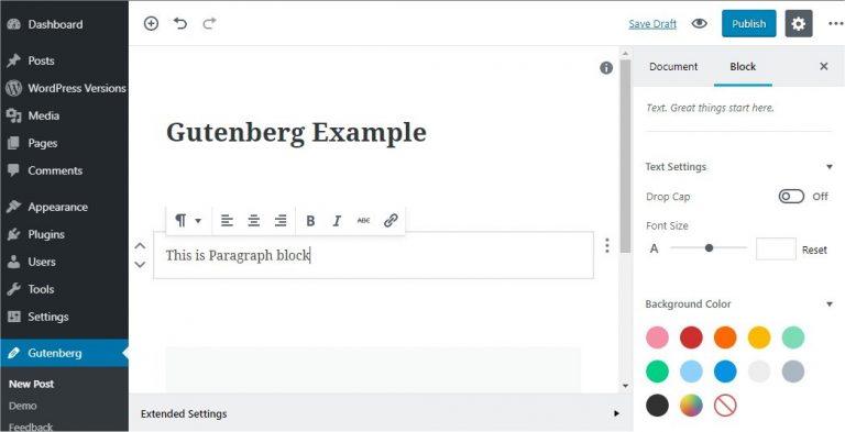 Gutenberg در وردپرس چیست؟