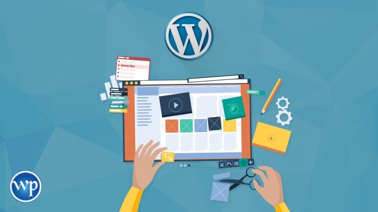 آموزش رایگان طراحی وب سایتبا وردپرس