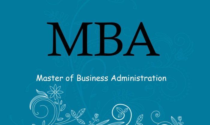 دوره MBA در تبریز