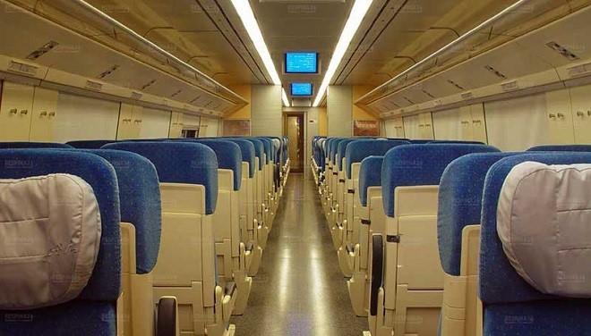 قطارهای کلاس 2 شهری: