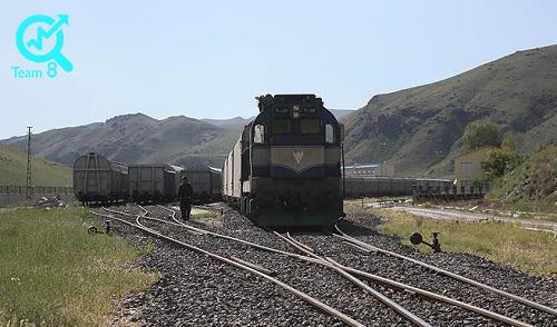 قیمت بلیط قطار تهران به وان