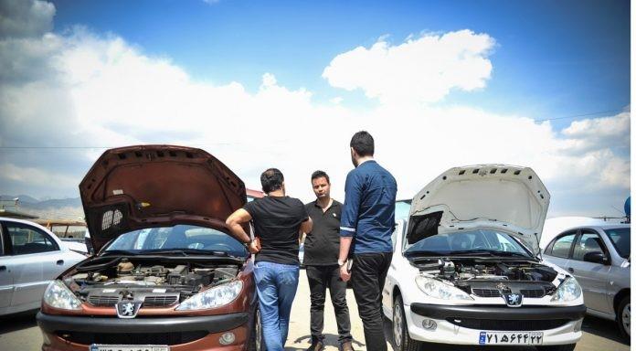 مزیت های خرید و فروش خودرو در دیوار اردبیل