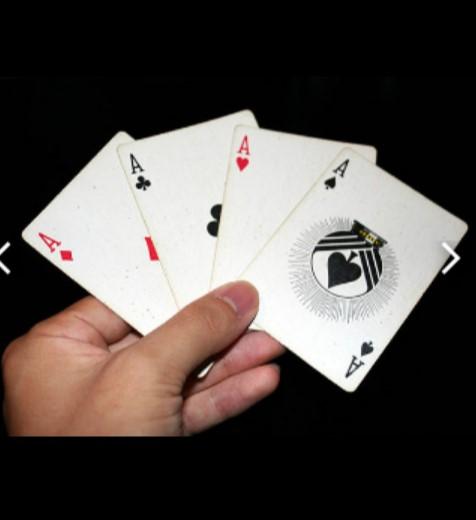کارت های ورق به 4سری عمده تقسیم می شود و این 4 دسته عبارتند از