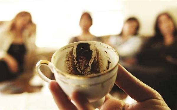 فال قهوه روسی