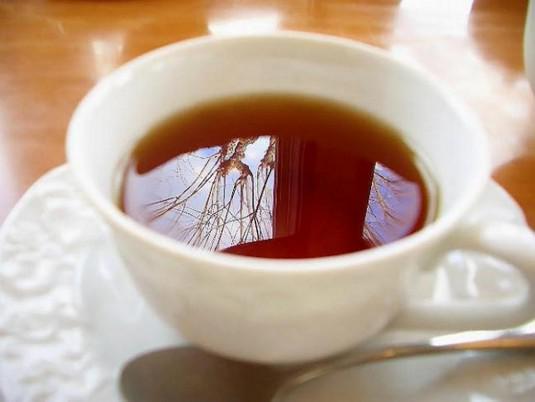 فال چای گوی بلورین
