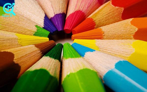 طالع رنگ رنگی