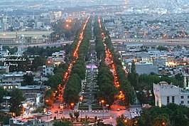 وسایل حمل و نقل بین شهری و مسیر های پیشنهادی تهران به کرمانشاه :
