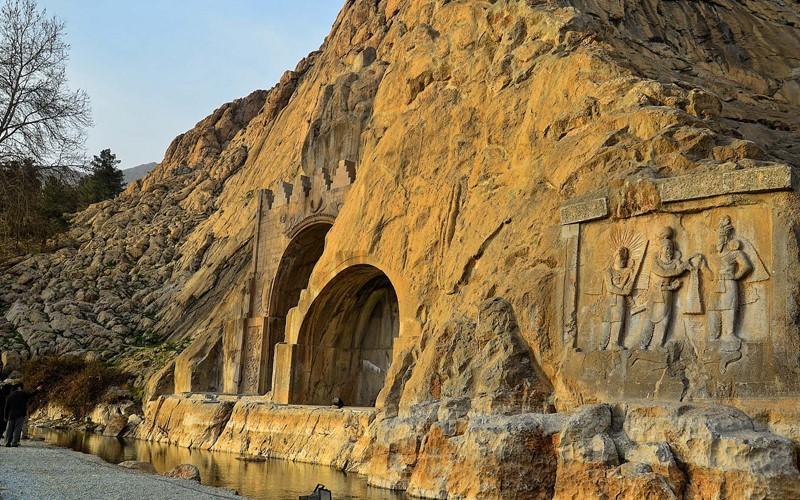 مکان های دیدنی و تاریخی کرمانشاه :