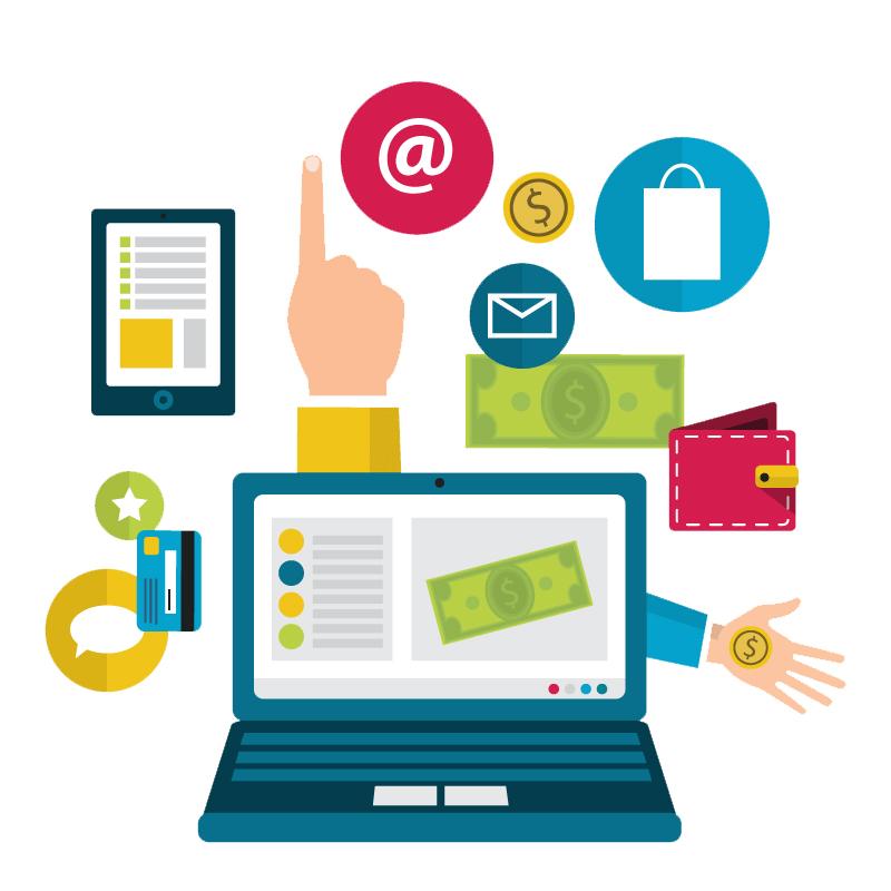 توسعه استراتژی طراحی سایت وکالت