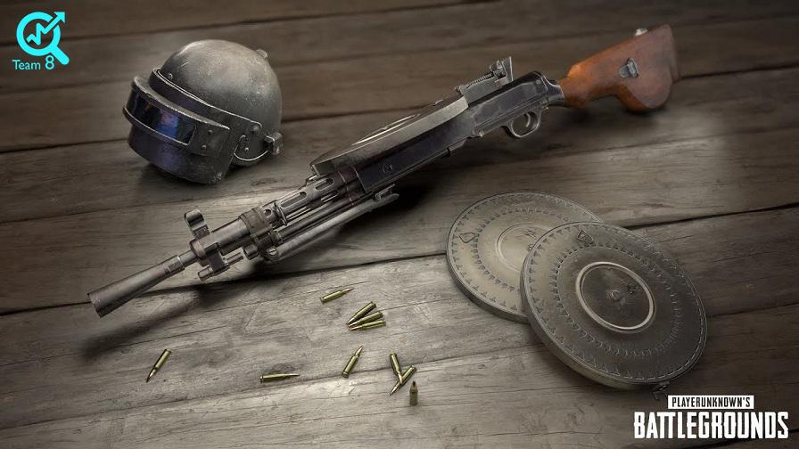 برترین اسلحه ها در پابجی موبایل کدامند؟