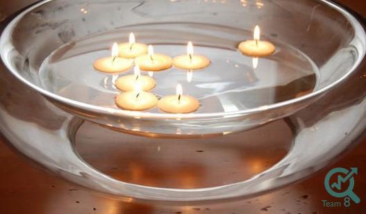فال شمع