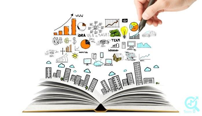 کتاب ها و منابع چاپی چه نقشی در ایده گرفتن برای تولید محتوا بازی می کنند؟