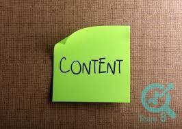محتوای بازنویسی شده چه نوع محتوایی است؟