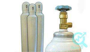 شارژ کپسول اکسیژن