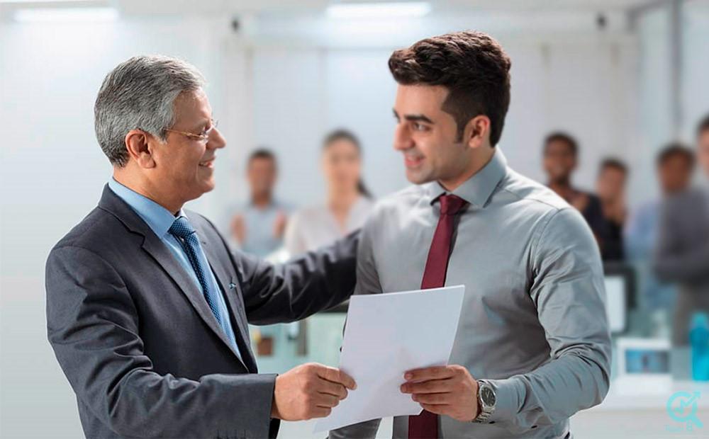 مستندات برای برخورد با کارمند خاطی به چه شکل تهیه می شود؟