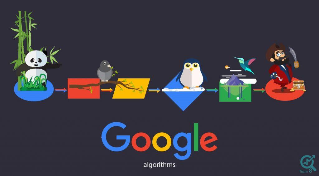الگوریتم سئوگوگل چیست؟