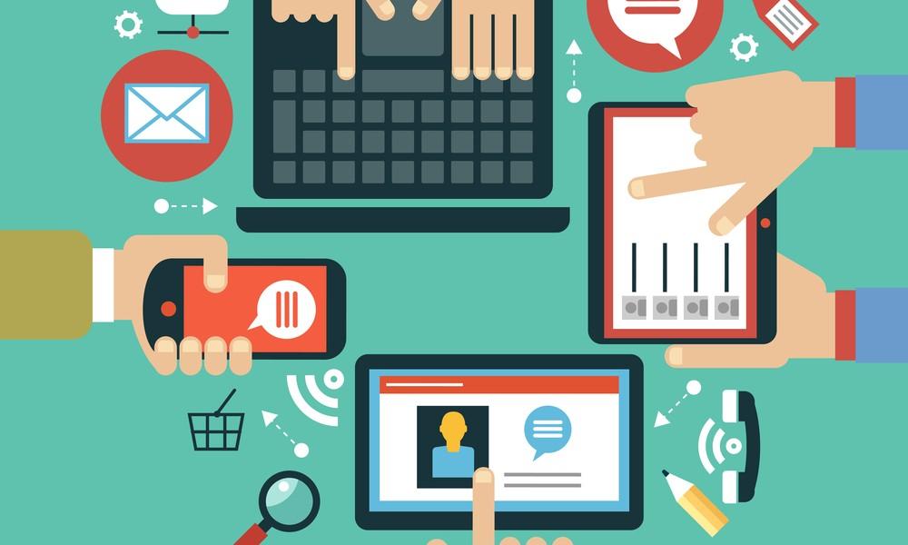 انواع محتوای وب
