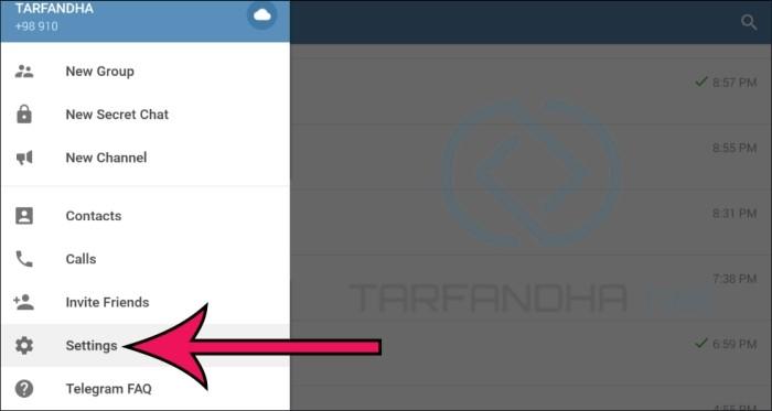 چگونه می توان مشکل بالا نیامدن مخاطبین در تلگرام را رفع نمود؟
