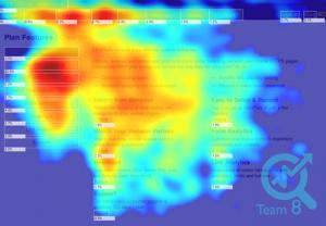 چگونه با نقشه ی حرارتی یا هیت مپ(Heat Map) تحلیل کنیم؟