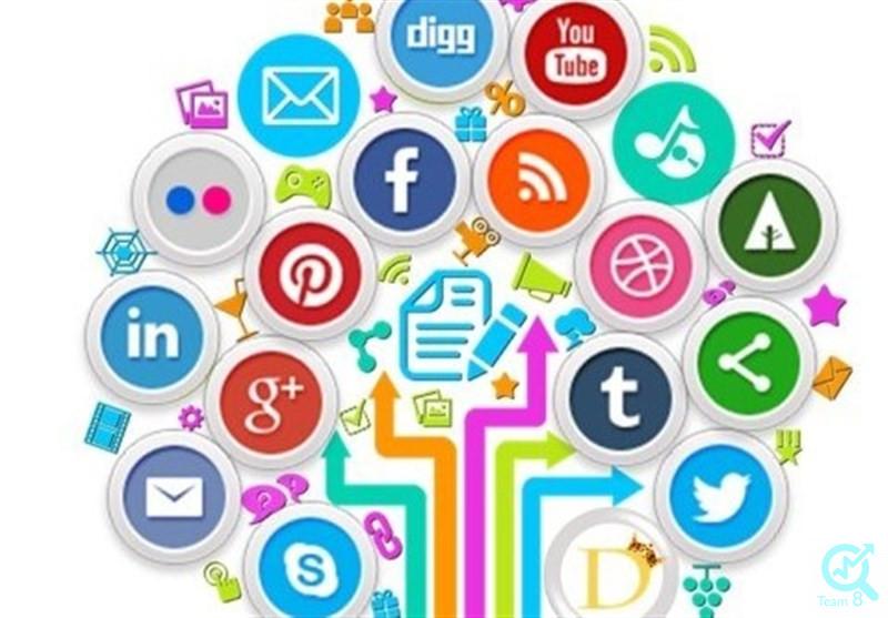 سامانه مدیریت شبکه های اجتماعی