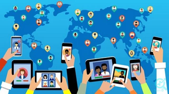 اهمیت مدیریت در شبکه های اجتماعی