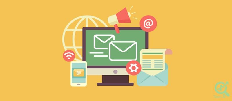 ارسال ایمیل خودکار در ورد پرس