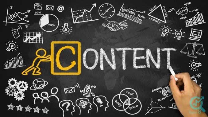 خدمات شرکت های تولید محتوا چه مواردی را شامل می شود ؟