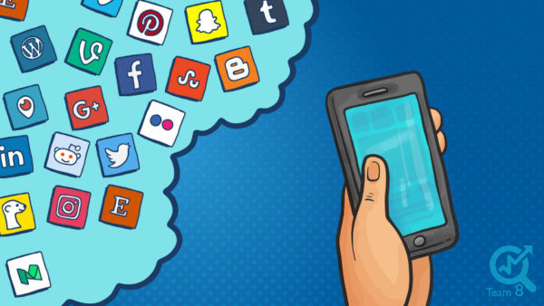 نحوه تولید محتوا برای شبکه های اجتماعی