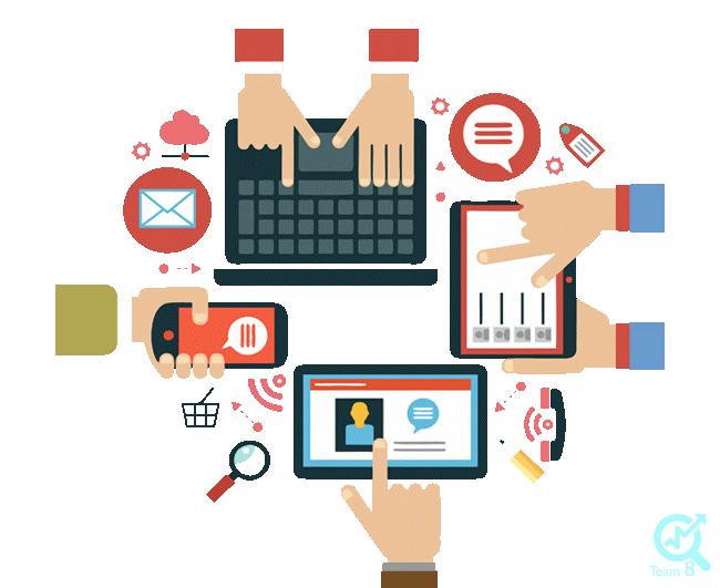 مزایای تولید محتوای الکترونیکی