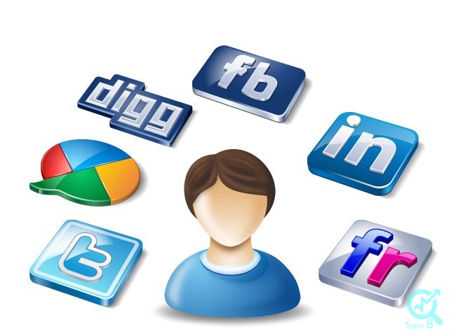 ویژگی های حضور در شبکه های اجتماعی