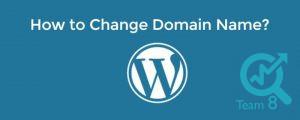 تغییر دامنه سایت وردپرس