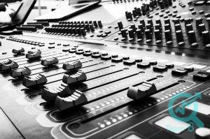 استودیو ضبط پادکست