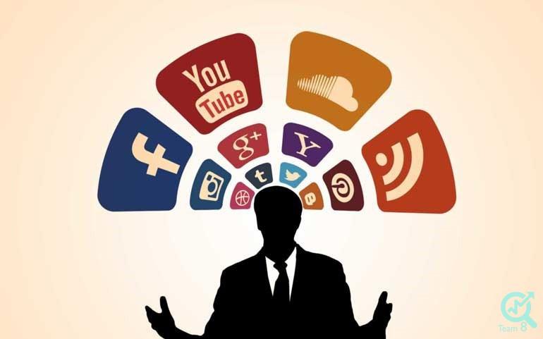 تاثیر بازاریابی شبکه های اجتماعی در کسب و کار را بیان کنید: