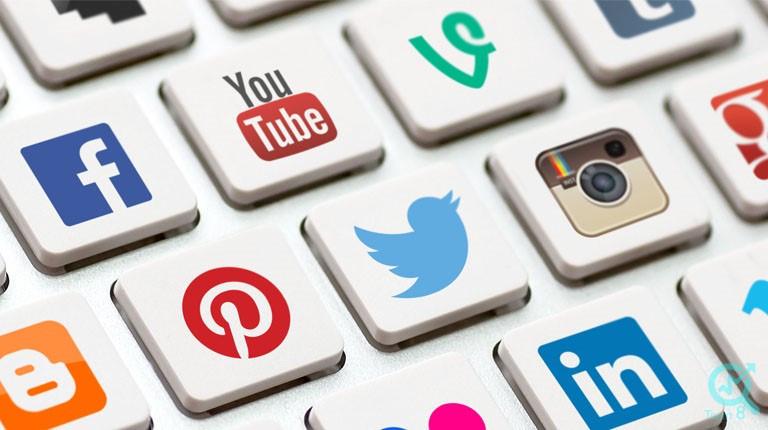 چرا توصیه می شود از شبکه های اجتماعی برای تبلیغات استفاده نمایید؟