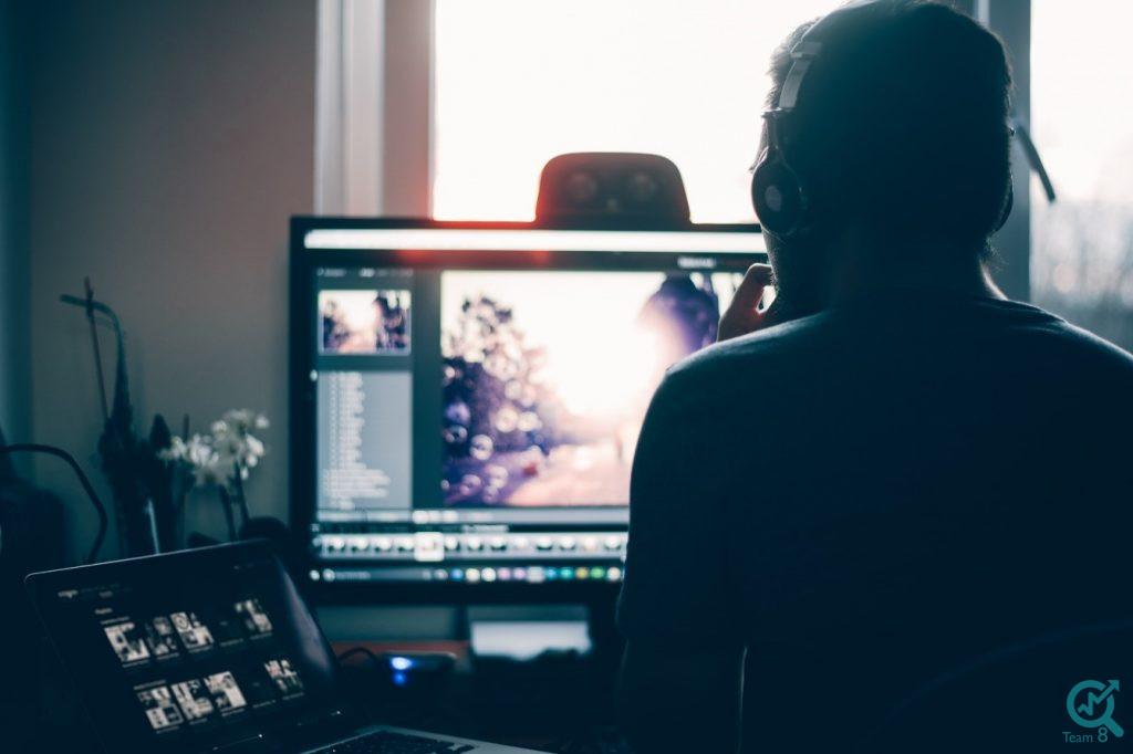 تولید محتوای ویدئویی چیست