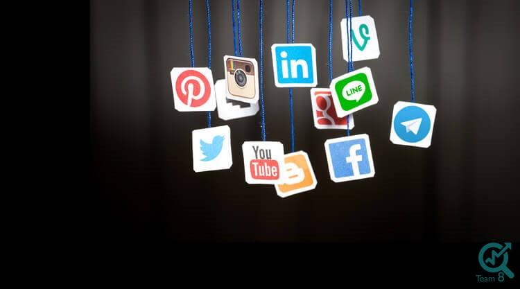 انواع بازاریابی شبکه های اجتماعی