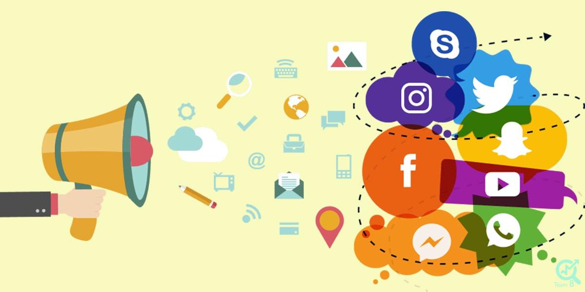 تعرفه بازاریابی شبکه های اجتماعی