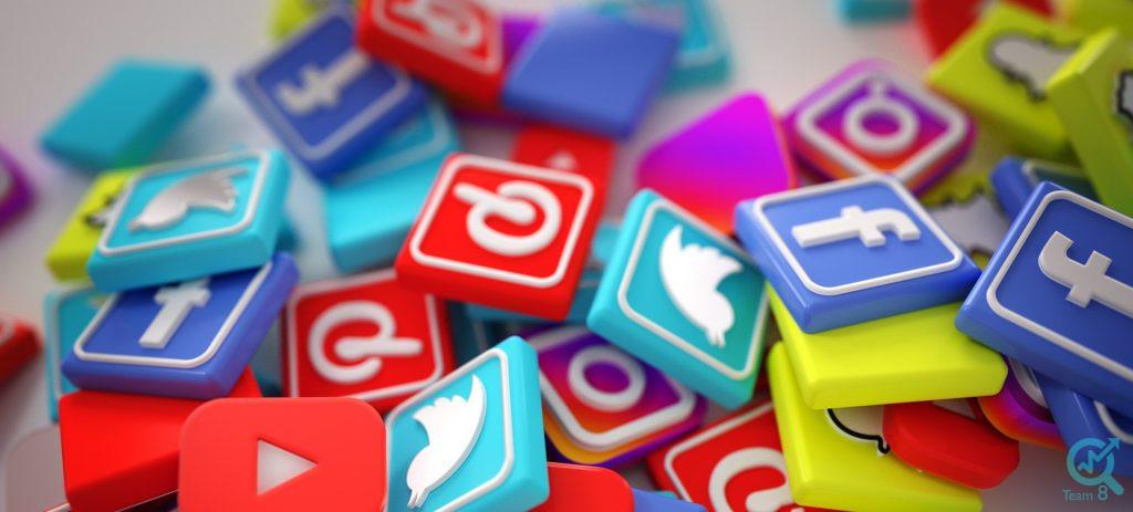 چگونه شبکه های اجتماعی به سئو سایت کمک می کنند؟