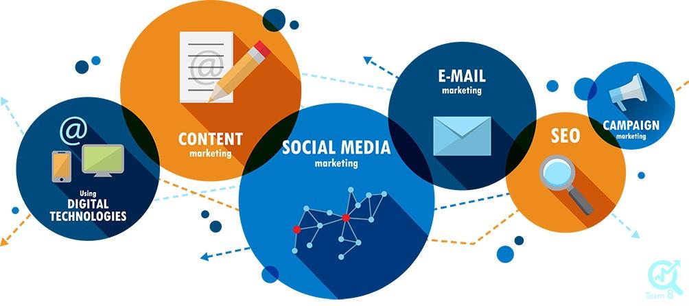 مدیر دیجیتال مارکتینگ چه خوصوصیاتی دارند ؟