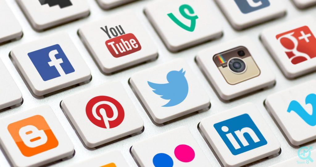 اثر شبکه های اجتماعی در سئو چگونه است؟