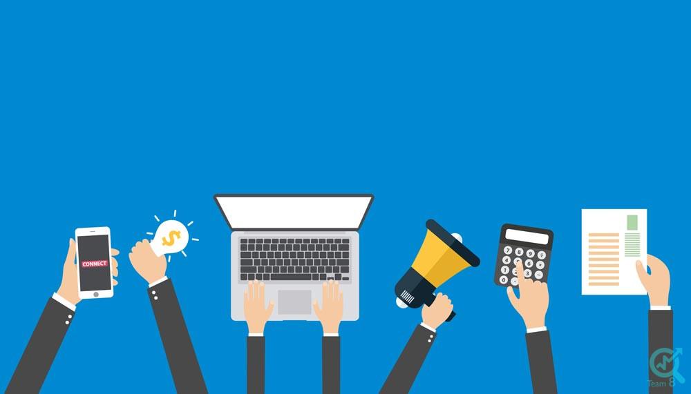 تبلیغات اینترنتی چند دسته است؟