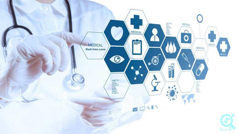 تولید محتوا برای سایت چشم پزشک